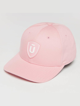 Unkut Snapback Caps Glass pink