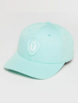 Unkut Snapback Caps Glass turkusowy
