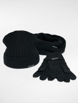 Urban Classics Beanie Winter schwarz