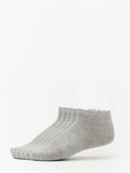 Urban Classics Calcetines No Show gris