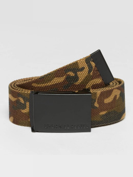 Urban Classics Ceinture Long Canvas camouflage