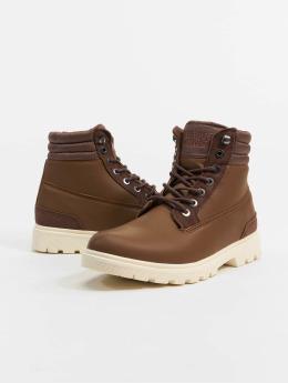 Urban Classics Chaussures montantes Winter brun