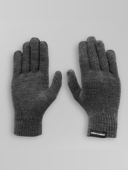 Urban Classics Gants Knitted gris