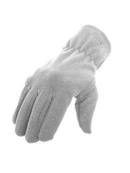 Urban Classics Glove Polarfleece gray