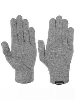 Urban Classics Handschuhe Knitted grau