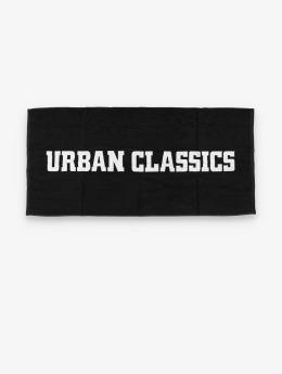 Urban Classics Ręcznik 2-Tone Logo czarny