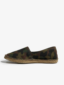 Urban Classics Sandals Canvas camouflage