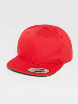 Urban Classics Snapback Cap Pro-Style rot