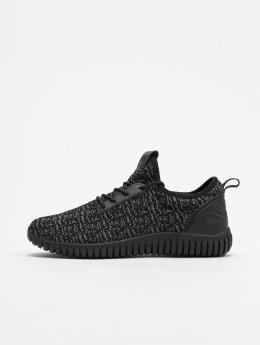 Urban Classics sneaker Knitted Light zwart