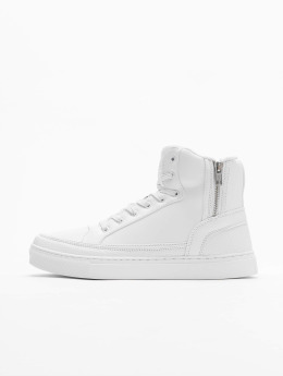 Urban Classics Sneakers Zipper bialy