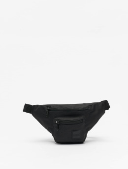 Urban Classics tas Triple Zip zwart