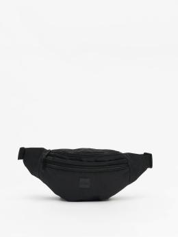 Urban Classics tas Double Zip zwart