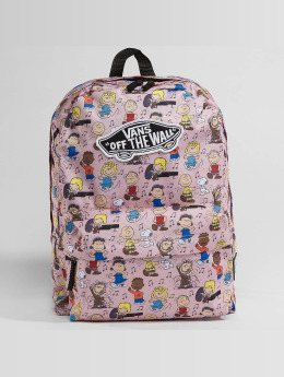 Vans Rucksack Peanuts Dance Party Realm pink