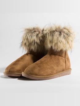 Vero Moda Boots vmKenna bruin
