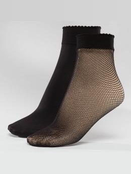 Vero Moda Socken vmGwen 2-Pack schwarz