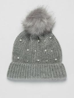 Vero Moda Wintermütze vmSara Beanie grau