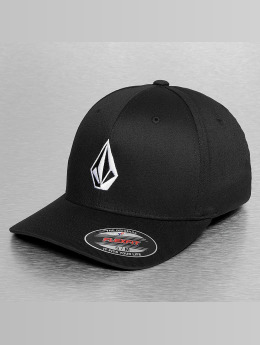 Volcom Flexfitted Cap Full Stone black