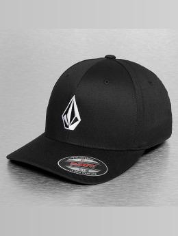 Volcom Flexfitted Cap Full Stone czarny