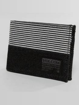Volcom portemonnee Ecliptic Cloth zwart