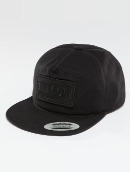 Volcom snapback cap Rotor zwart