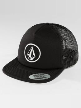 Volcom trucker cap Full Frontal Cheese zwart