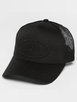 Von Dutch Casquette Trucker mesh Classic noir