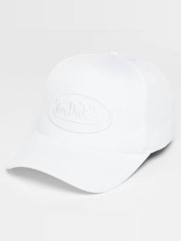 Von Dutch Snapback Cap Classic white