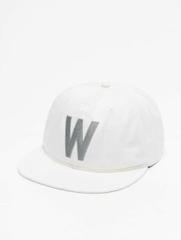Wemoto Casquette Snapback & Strapback Boston  blanc