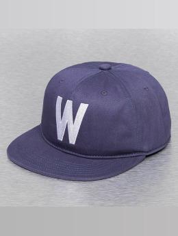 Wemoto Snapback Cap Boston blau
