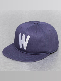 Wemoto Snapback Cap Boston  blue
