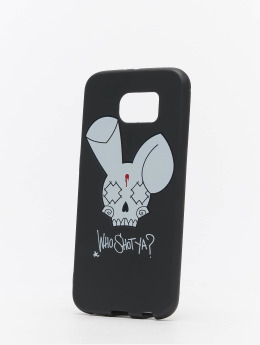 Who Shot Ya? Coque téléphone Bunny Logo Samsung noir