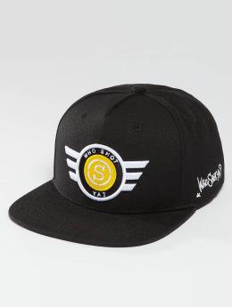 Who Shot Ya? Snapback Cap S-Cap schwarz