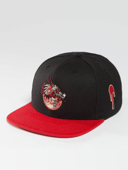 Who Shot Ya? Snapback Cap Dragonpower schwarz