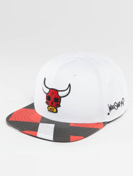 Who Shot Ya? snapback cap Bullpower wit