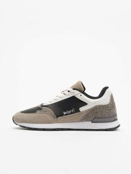 Who Shot Ya? Leo Sneakers Black/Grey
