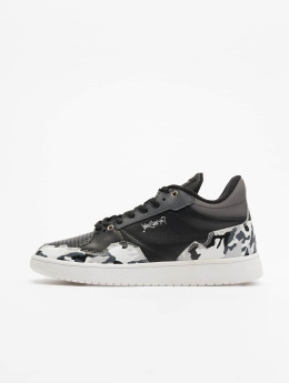 Who Shot Ya? Sneakers Camo czarny