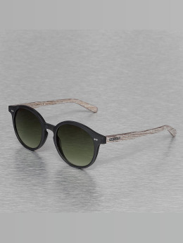 Wood Fellas Eyewear / Briller Eyewear Solln Polarized Mirror i sort