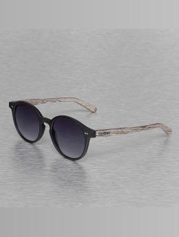 Wood Fellas Eyewear Okulary Eyewear Solln Polarized Mirror czarny