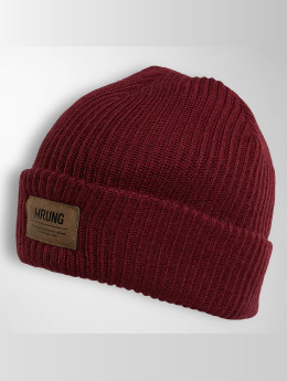 Wrung Division Beanie Murphy rot
