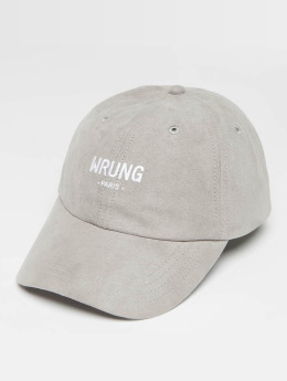 Wrung Division Casquette Snapback & Strapback Casual gris
