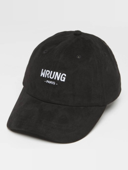Wrung Division Snapback Cap Casual black