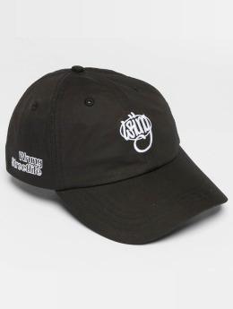 Wrung Division Snapback Caps Division Primo čern