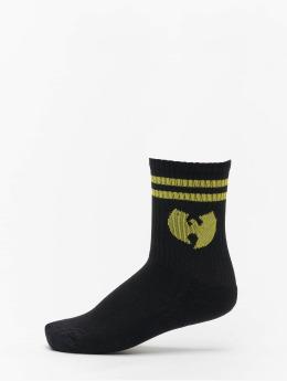 Wu-Tang Sukat Logo musta
