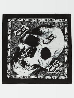 Yakuza Bandana/Durag Skull black