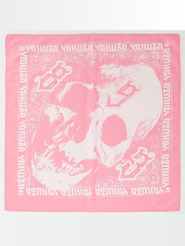 Yakuza Bandana Skull magenta