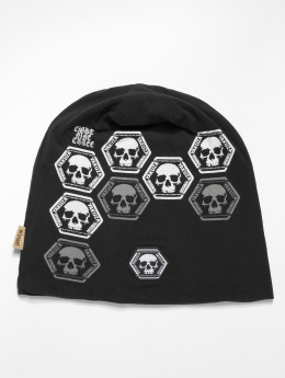 Yakuza Beanie Skull Collection schwarz