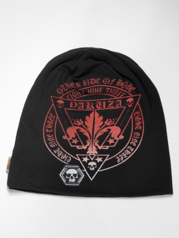 Yakuza Beanie Other Side schwarz