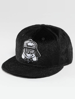 Yums snapback cap Era Top Dog zwart