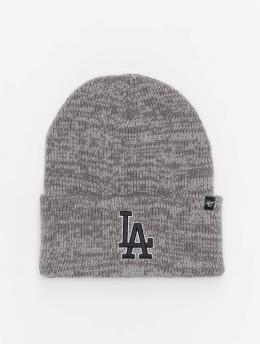 47 Brand Beanie MLB Los Angeles Dodgers Brain Freeze  grau