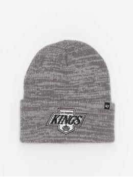 47 Brand Beanie NHL Los Angeles Kings Brain Freeze  grau